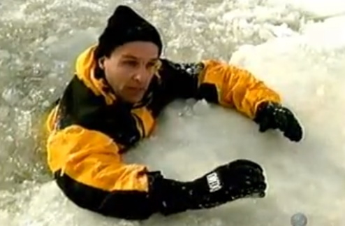 Post image for Self Rescue – Falling Through Ice